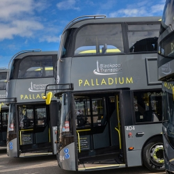 10 New Enviro400 Citys for Blackpool Transport