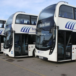 Good News for the Boarders, Good News for J & A Kay, ADL & Optare