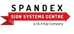 Spandex Signs